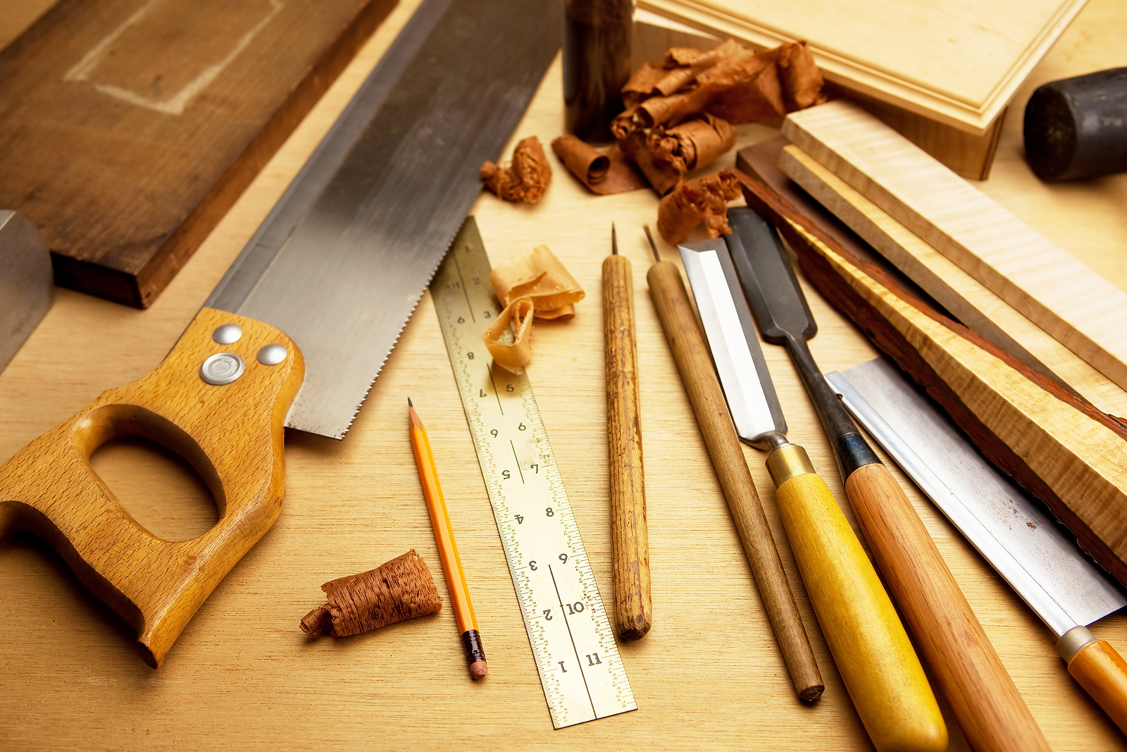 woodworking-tools