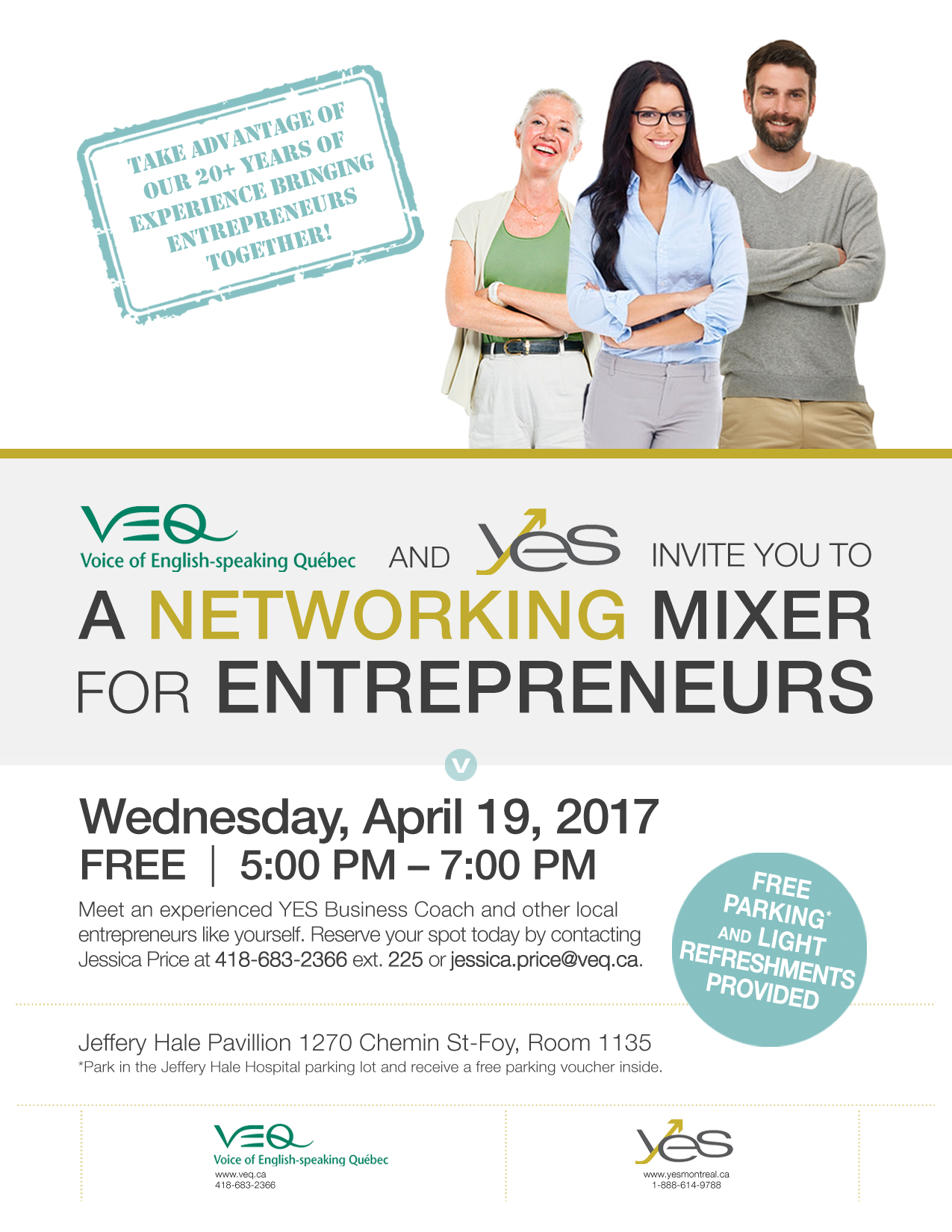 Youth Business Mixer ~ Networking mixer for entrepreneurs events veq